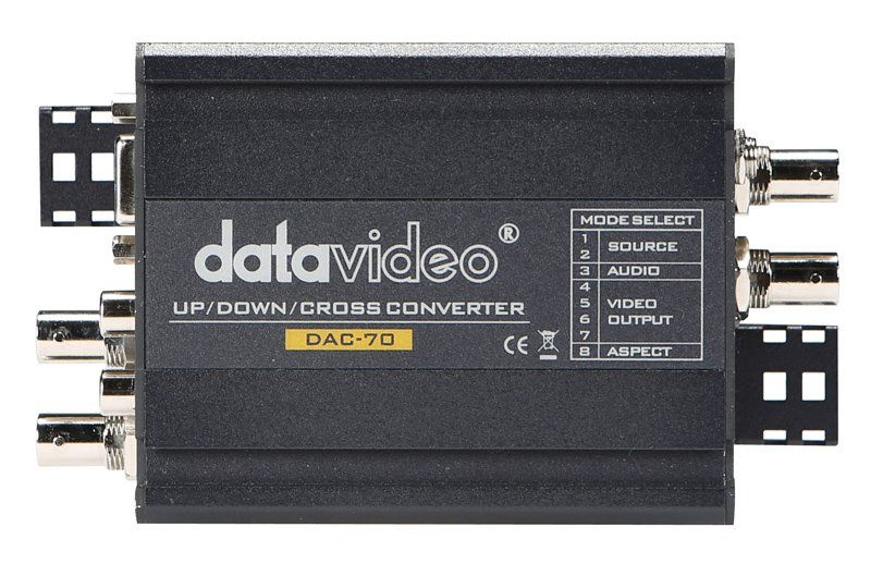 Мини конвертер VGA-SDI Data Video DAC-70