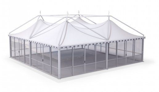 Шатер ELITE TENT Glass 12x12