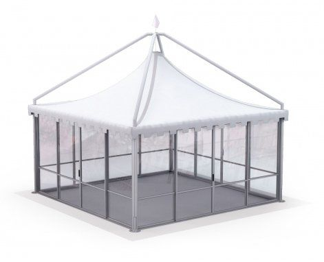 Шатер ELITE TENT Glass 6x6