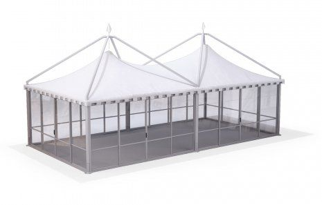 Шатер ELITE TENT Glass 12x6