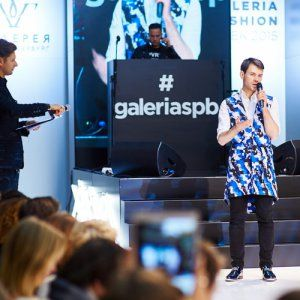 GALERIA FASHION WEEK 2015