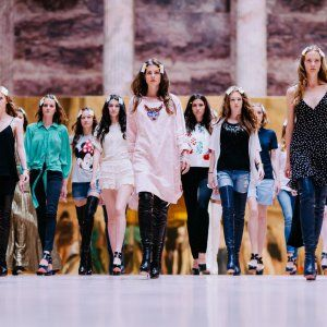 ELLE Fashion Days 4 июня 2014